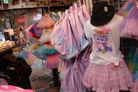 cute  harajuku girls fashion fairy kei rainbow tutus