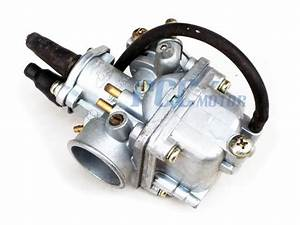 Yamaha Pw80 Pw Bw80 Carburetor Carb Y