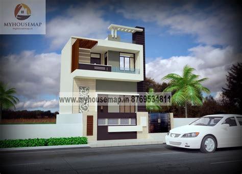 single floor house elevation design elevation design