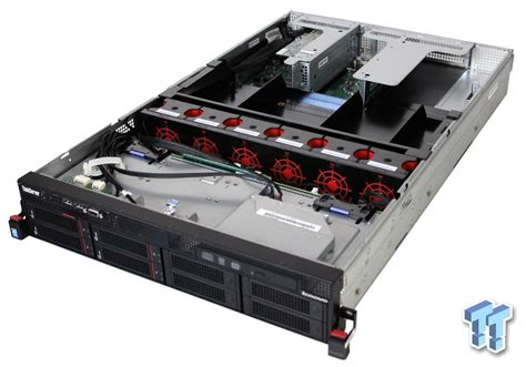 lenovo thinkserver rd640 server review
