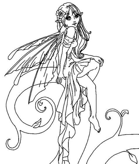 disegni da colorare fate e sirene disegni da colorare tema fate settemuse it