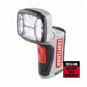 12v Led Bright Work Light  Light It Up With Sears