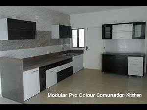 modular kitchen colour combination pictures crowdbuild for With kitchen furniture in ahmedabad