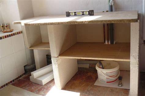 fabriquer sa cuisine soi m麥e faire sa cuisine amenagee soi meme maison design bahbe com