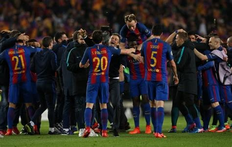 Champions League results: Barcelona defy belief with ...