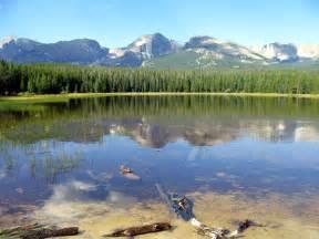 Bierstadt Lake Rocky Mountain National Park