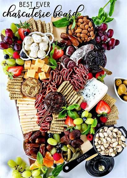 Charcuterie Board Meats Easy Fruit Ever Appetizer