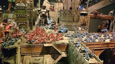 siege table forge 39 s battle for calth table bell of lost souls