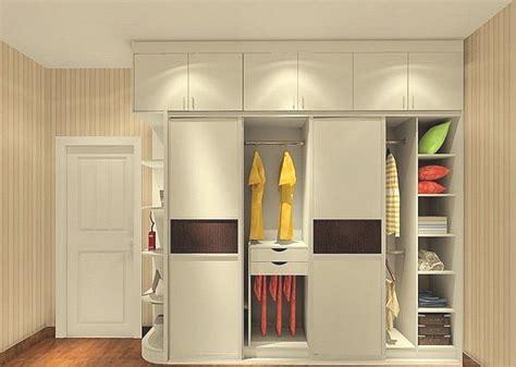 Bedroom Cupboard Ideas by Bedroom Cupboard Ideas Using Opening Shelves