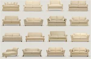 Styles of sofas smileydotus for Styles of sofas with pictures