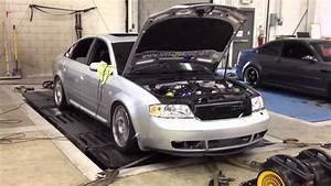 2000 Audi A6 2 7t Stage 3 Dyno