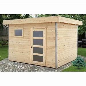 Abris De Jardin Bois 5m2 : cabane de jardin 5m2 l 39 habis ~ Farleysfitness.com Idées de Décoration