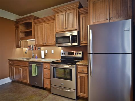 maple kitchen furniture kitchen cabinets maple wood with coffee brown stain kitchentoday