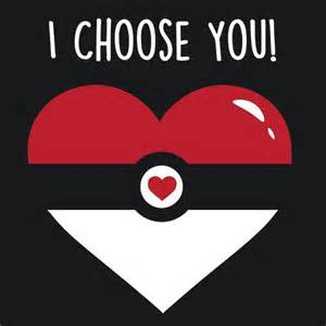 i choose you valentines day t shirt