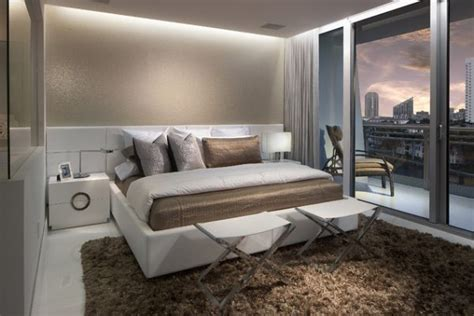 Cove Lighting In A Contemporary Bedroom Decoist