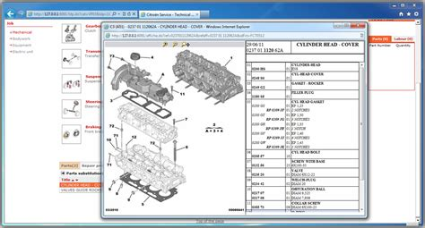 Citroen Berlingo Wiring Diagram Free by Citroen Service Documentation Backup 092017 Sedre 2017 Pc