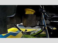 BMW E39 S62 V8 M5 Powerflex Subframe Bush Inserts DIY How