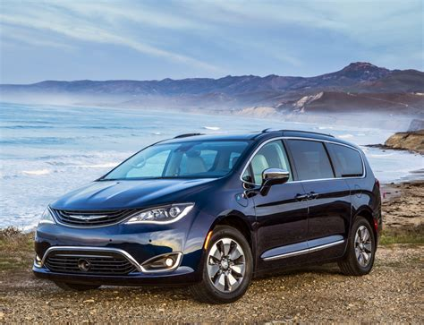 Chrysler Pacifica by Chrysler Pacifica In Hybrid Minivan Starts At 39 995