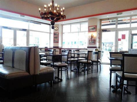 salle de restaurant en fin de service photo de la rotonde amand montrond tripadvisor
