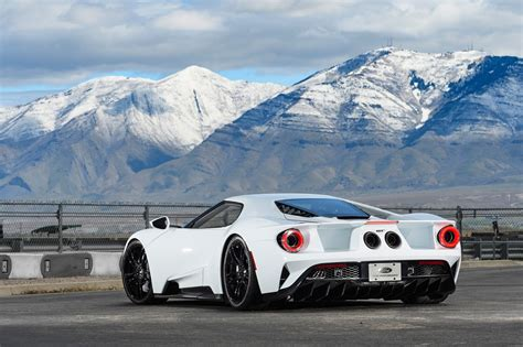 2017 Ford Gt 0 60 by 2017 Ford Gt Drive Review The Right Stuff