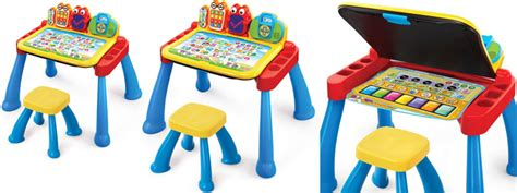 vtech touch and learn activity desk deluxe interactive learning system vtech touch learn activity desk deluxe 39 orig 55