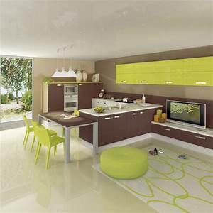 Une cuisine feng shui inspiration cuisine for Feng shui salle À manger pour petite cuisine Équipée