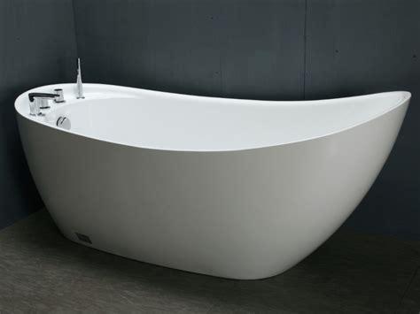baignoire 170 x 70 baignoire arrondie en acrylique renforc 233 75 170