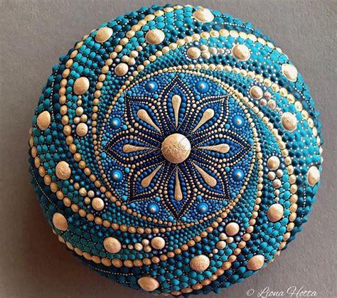 mandala stone painting kit