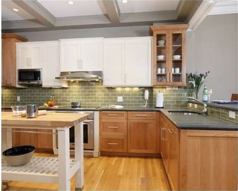 white lower kitchen cabinets popular again wood kitchen cabinets centsational style
