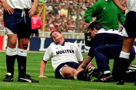 Tottenham's 1991 FA Cup victory overshadowed by Paul ...