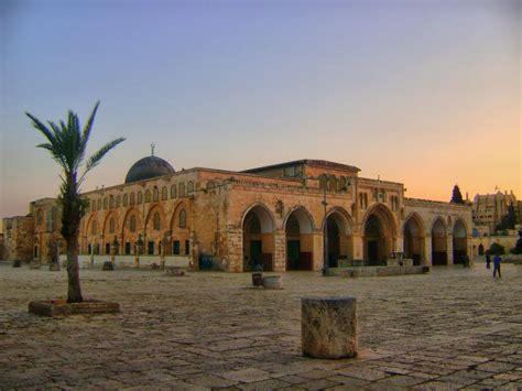 al aqsa mosque  important  muslims  islam