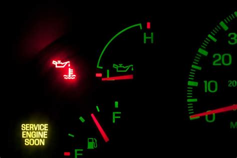 dashboard warning light meanings redlands ca