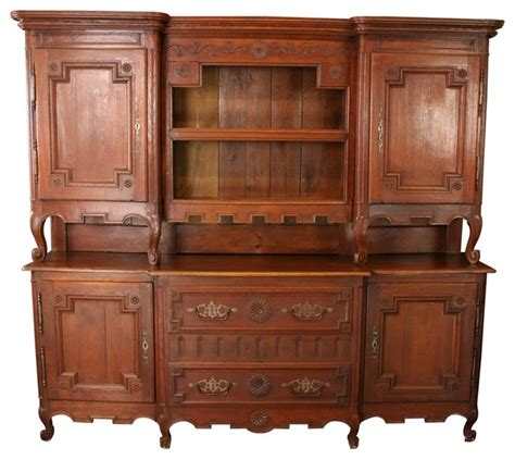 Antique Buffets And Sideboards by Consigned Large Antique Buffet Server 1800