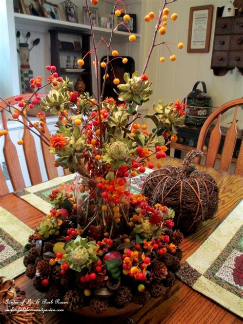 how to decorate a table for fall 37 cool fall kitchen décor ideas digsdigs