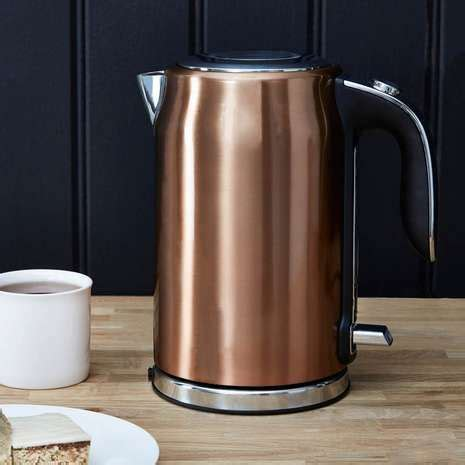 copper  jug kettle copper kitchen decor kettle electric kettle