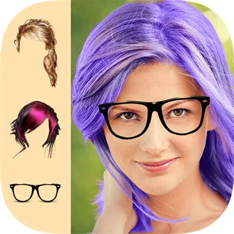 app to test hair color test haircuts on your app hair