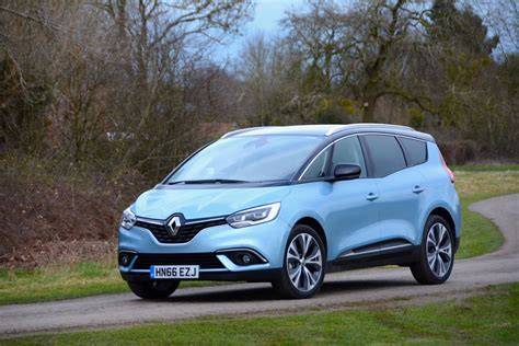 renault scenic 2017 renault grand scenic review greencarguide co uk