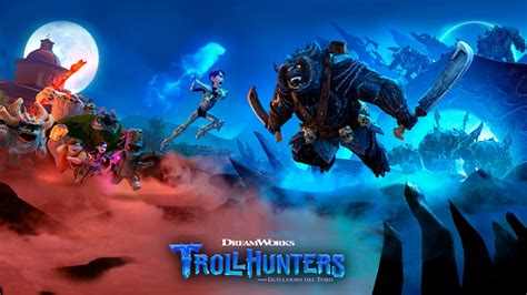 trollhunters tv series  wallpapers hd wallpapers