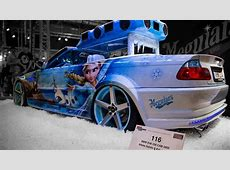 Duo Make Frozen Themed Car YouTube