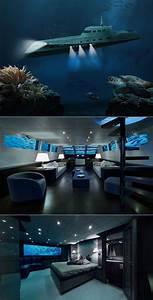 Boning In The Ocean   290 000  Night Luxury Submarine
