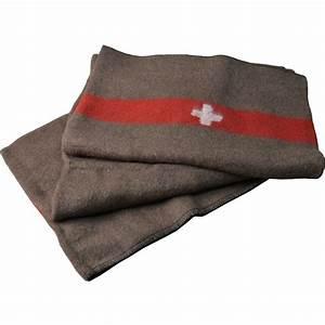 Couverture Armée Suisse : couverture en laine suisse ~ Melissatoandfro.com Idées de Décoration