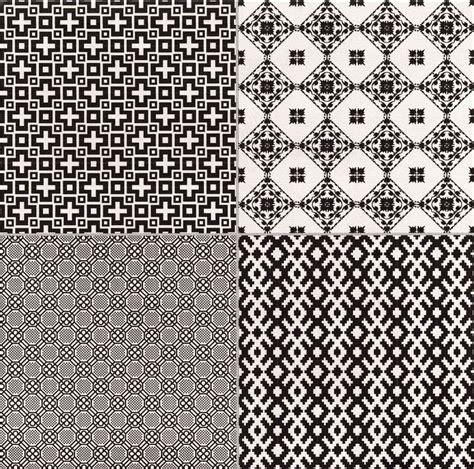 cuisine carreaux ciment carrelage mur et sol imitation ciment noir et blanc 45x45