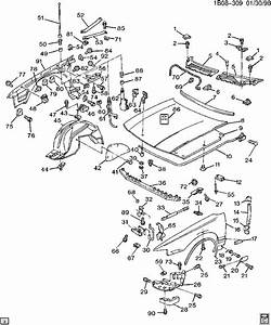 I Have A 1993 Chev Caprice Wagon  The Hood Latch Is Stuck