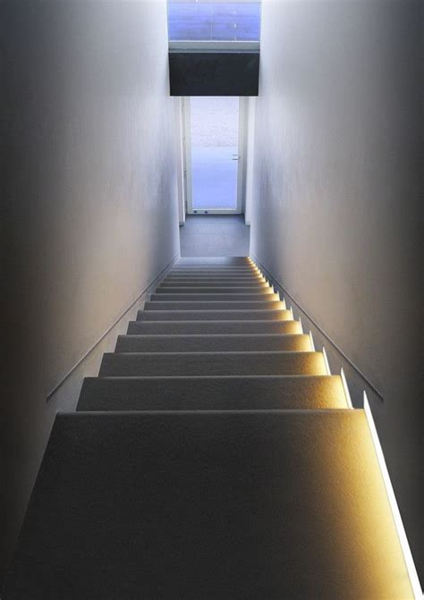 led lights stairs apartment search appartment lobby project stairways