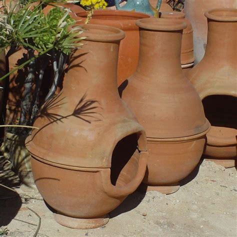 barbecue en terre cuite du maroc pour le jardin artisanat