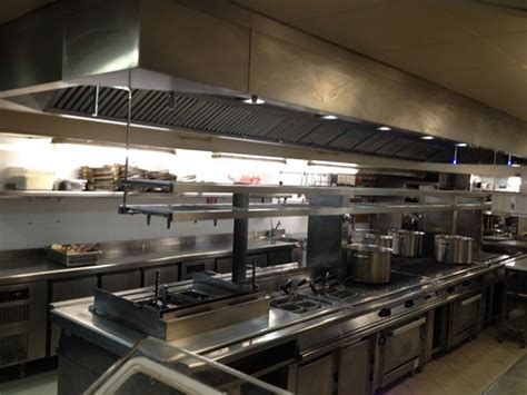 normes cuisine professionnelle installation hotte cuisine professionnelle