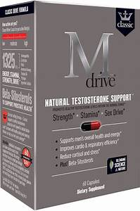 M Drive Review 2020  Is This Testosterone Booster Worth It