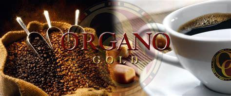 ORGANO GOLD: Produk