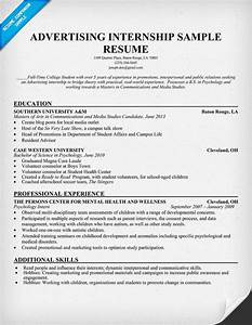 30 best images about marketing advertising and pr for Free internship resume template