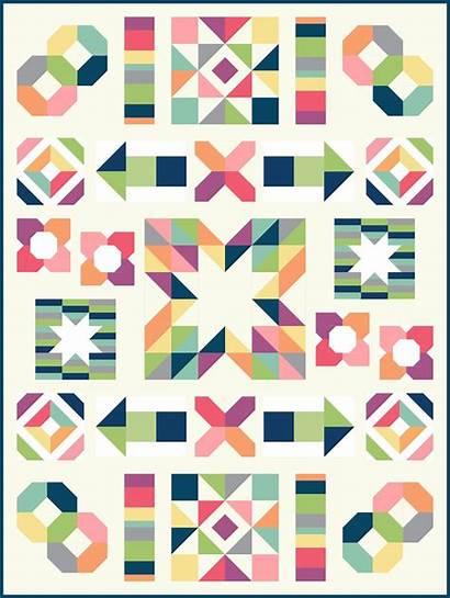 Charming Quilts Quilt Along Sew Sampler Week
